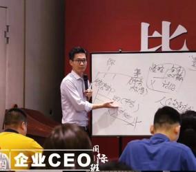 北丰商学院-企业CEO班课堂风采