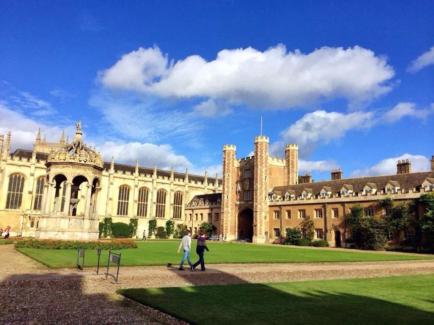 英国剑桥大学哈默顿学院博士后项目